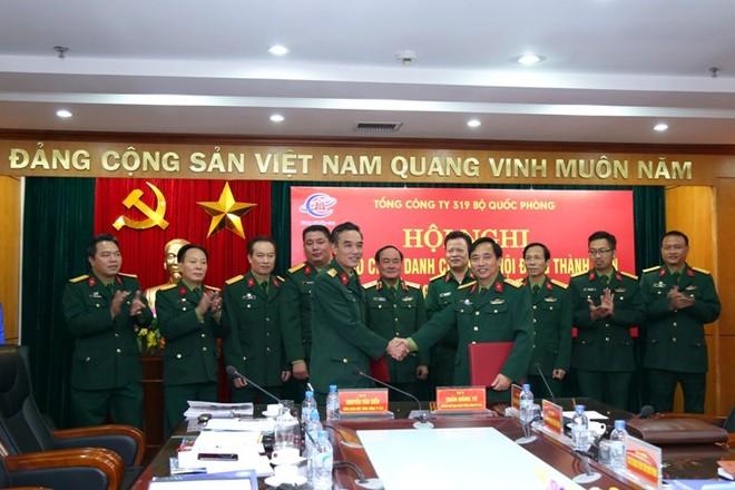 Ông Phùng Quang Hải thôi giữ chức danh Chủ tịch Hội đồng thành viên Tổng công ty 391