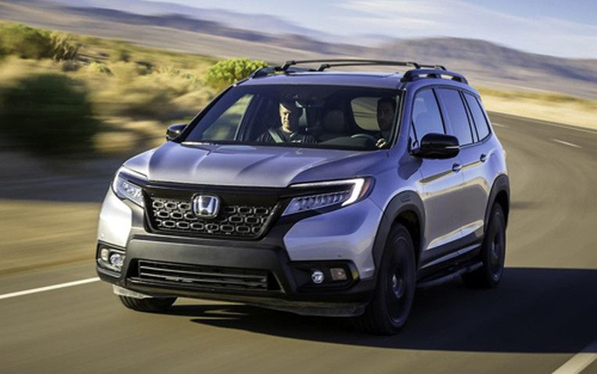 Honda Passport.